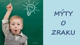 Znáte nejčastější mýty o zraku?