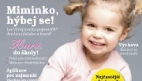 Časopis Rodiče o  Dětském očním centru Kukátko