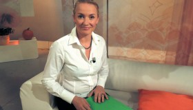 Paní primářka Valešová v pořadu SAMA DOMA o očních vadách dětí