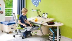 MUDr. Teplanová radí jak osvětlit dětský pracovní stůl