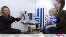 TIP: článek idnes.cz o vyšetření očí u malých dětí