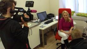 Kukátko v reportáži TV Barrandov