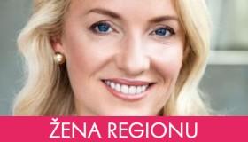 Primářka MUDr. Lucie Valešová je nominována v soutěži Žena regionu