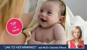TIP NA ČLÁNEK: Jak to vidí miminko