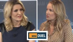 Primářka Kukátka byla hostem v MINI Duelu na TV Prima