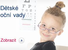 Dětské oční vady